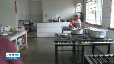 Almoço com sabor de solidariedade em Boa Vista - Projeto visa alimentar 1800 pessoas