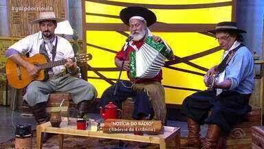 Reveja o segundo bloco do Galpão Crioulo deste domingo (15) - Assista ao vídeo.
