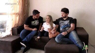Conheça a inspiradora história da Livinha Vasconcelos - Daniel Viana confere rotina da cearense que supera muitos desafios com muita alegria de viver