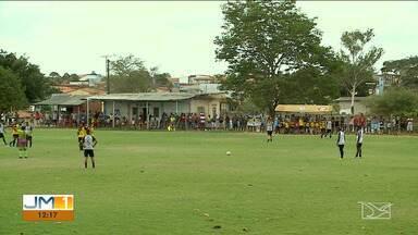 Esporte 10 acompanha a decisão de um campeonato de futebol amador em São Luís - A cada fim de ano é hora de finais nos campeonatos de bairro.
