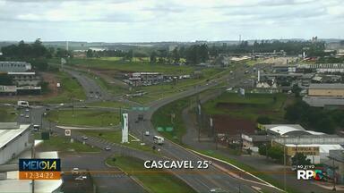 Concessionária realiza obras de revitalização da PR-180 neste fim de semana - O trânsito deve ficar lento entre o trevo de acesso a BR-277 até a entrada do distrito de Juvinópolis.