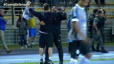 Grêmio está na final da Copa RS e enfrenta o Vasco na final - Confira os gols da semifinal.
