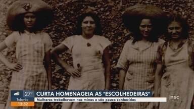 Curta-metragem 'Escolhedeiras' será lançado em Criciúma - Curta-metragem 'Escolhedeiras' será lançado em Criciúma