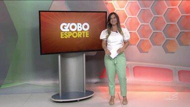 Veja a íntegra do Globo Esporte MA - Programa deste sábado (14) apresentou maranhense tetracampeão no judô, partida do Maranhão e Juventude pela Copa FMF e treino do MAC.