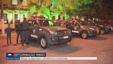 Governo do Estado lança Operação Verão + Seguro - Até fevereiro, as cidades da Baixada Santista e Vale do Ribeira terão reforço na segurança com mais policiamento nas ruas e estradas.