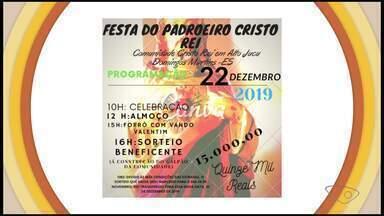Confira as festas da agenda do campo no Espírito Santo - Diversos eventos acontecem no interior do estado.