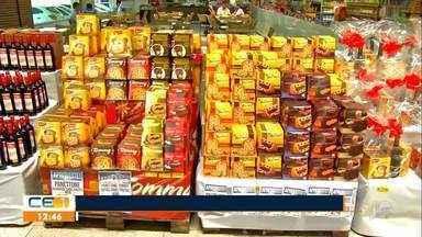 Panetone gourmet é a nova aposta para o Natal - Saiba mais no g1.com.br/ce