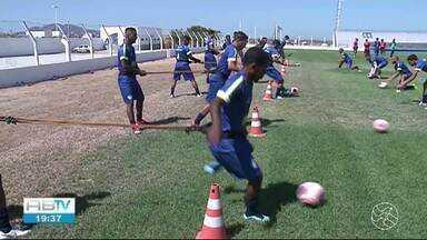 Afogados fortalece treinamentos para a temporada 2020 - Equipe vai disputar a Copa do Brasil