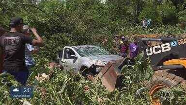 Corpo de homem que desapareceu durante chuva em Ibirité é encontrado - Já são sete as mortes provocadas pelas tempestades em Minas Gerais desde outubro, segundo a Defesa Civil.