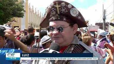 Exu está lotado de turistas para celebrar aniversário de Luiz Gonzaga - Saiba mais no g1.com.br/ce