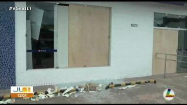 Polícia faz buscas aos bandidos que assaltaram agência bancária de Concórdia do PA - Polícia faz buscas aos bandidos que assaltaram agência bancária de Concórdia do PA