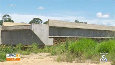 DER dá novo prazo para início da obra em ponte da BR-421 - DER dá novo prazo para início da obra em ponte da BR-421