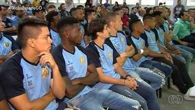 Aparecidense apresenta elenco para 2020 - Camaleão vem com elenco cheio de novidades para a próxima temporada.