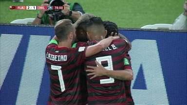 Os gols de Flamengo 3 x 1 Al Hilal pela semifinal do Mundial de Clubes - Os gols de Flamengo 3 x 1 Al Hilal pela semifinal do Mundial de Clubes