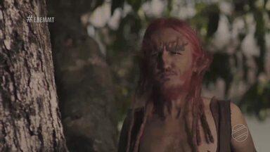 """Amauri Tangará fala sobre sua nova série """"Pantanal e Outros Bichos""""- Bloco 03 - Amauri Tangará fala sobre sua nova série """"Pantanal e Outros Bichos""""- Bloco 03"""