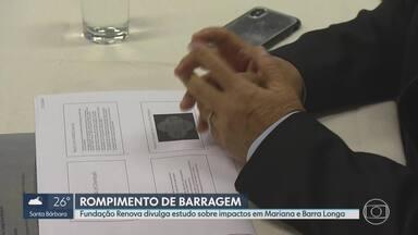 Renova apresenta estudo que nega risco à saúde de moradores de Mariana e Barra Longa - Ele contradiz relatório encomendado pela própria fundação que apontou risco de contaminação por metais pesados.