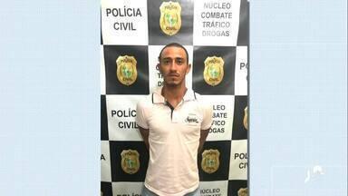 Polícia Civil faz apreensão de 4kg de maconha em ônibus com destino a Juazeiro do Norte - Confira mais notícias em g1.globo.com/ce