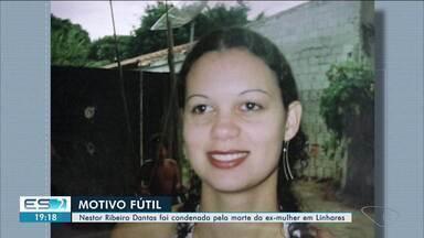 Acusado de matar a ex-esposa vai a julgamento 13 anos depois do crime em Linhares, ES - Caso chocou Linhares na época.