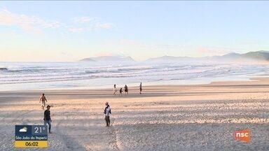 Florianópolis deve ser um dos destinos mais procurados para a virada do ano - Florianópolis deve ser um dos destinos mais procurados para a virada do ano