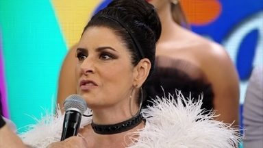 Fernanda Abreu comemora participação na 'Dança dos Famosos' - Confira!