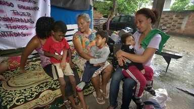 Projeto arrecada doações para crianças especiais em Caxias - As crianças precisam de toalhas e de roupas