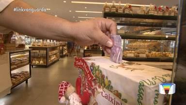 Comércio aposta nas caixinhas de Natal para garantir renda extra - Bom atendimento é um dos requisitos dos clientes.