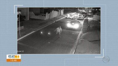 Homem é suspeito de atirar no irmão em Itabaiana - Vítima não foi atingida por disparos.