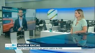 Polícia investiga denúncia em perícia médica do INSS - Em Dourados.