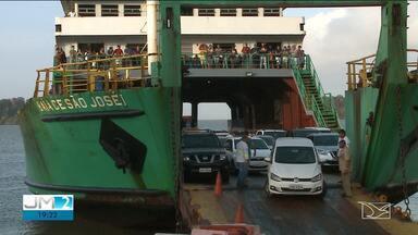 Terminais de passageiros lotam com as viagens de Natal no Maranhão - Nas rodovias federais, mesmo com a determinação judicial, os radares móveis ainda não são usados.