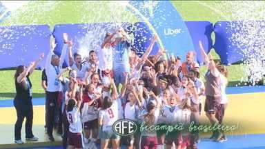 2019 - O ano histórico para o Futebol Feminino - 2019 - O ano histórico para o Futebol Feminino
