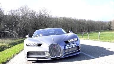 Veja como anda um dos carros mais rápidos do mundo - Veja como anda um dos carros mais rápidos do mundo