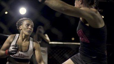 Dias de Luta: Marta Souza, a vovó do MMA, buscou no esporte uma forma de se defender dentro de casa - Dias de Luta: Marta Souza, a vovó do MMA, buscou no esporte uma forma de se defender dentro de casa
