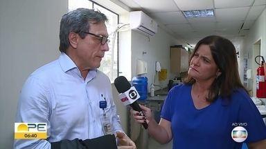Médico alerta sobre riscos da gravidez na adolescência - Primeiro bebê nascido em 2020, no Recife, é filho de uma adolescente, de 14 anos.