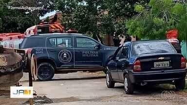 Corpo de jovens mortos em confronto com PM são velados em Trindade - O confronto ocorreu na segunda-feira (6).