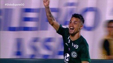 Flamengo faz proposta para contratar Michael, do Goiás - Atacante está na mira do clube rubro-negro
