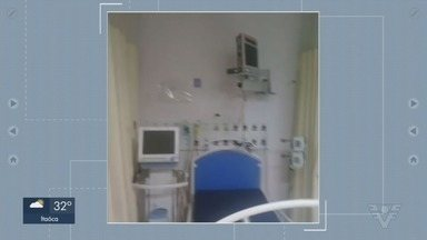 Hospital Guilherme Álvaro, em Santos, fecha UTI pediátrica - Diretoria do Hospital comenta decisão.