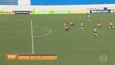Os gols da rodada na Copa São Paulo de Futebol Júnior 2020 - Os gols da rodada na Copa São Paulo de Futebol Júnior 2020