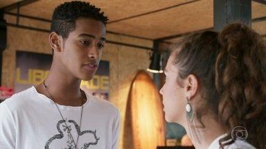 Serginho aconselha Rita a procurar Filipe - Rita diz que a estratégia de Rui era fazer Filipe perder a cabeça e agredi-lo