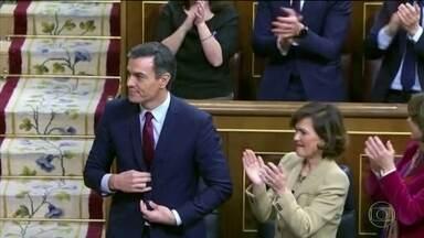 Na Espanha, socialistas e extrema-esquerda formam governo de coalizão - Novo gabinete liderado por Pedro Sánchez é o primeiro de coalizão desde que o país voltou à democracia, no fim dos anos 1970.