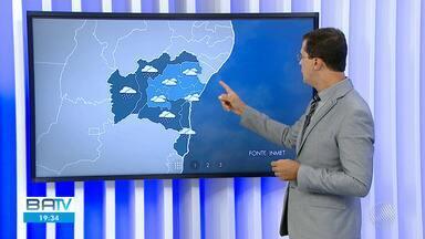 Confira a previsão do tempo para Salvador e interior do estado - Na capital, tempo segue firme, com pouca possibilidade de chuva.
