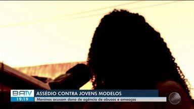 Jovens registram queixa contra suposto agenciador de modelos por assédio e ameaça - Caso ocorreu na cidade de Feira de Santana, a cerca de 100 km de Salvador.