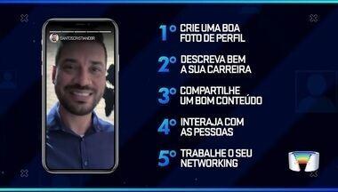 Emprego.com: reportagem mostra como usar redes sociais a seu favor - Confira a segunda reportagem da série.