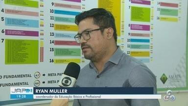 Confira datas de matrículas nas escolas da rede estadual de Macapá e Santana em 2020 - Processo começa no mês de janeiro, mas antes é preciso fazer a pré-matrícula.
