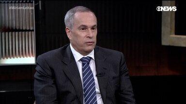 Décio Oddone e o Brasil frente uma possível crise do petróleo