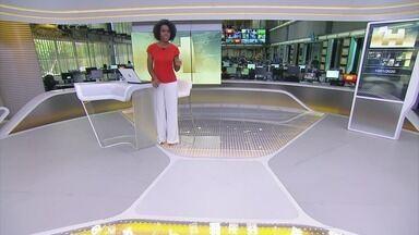 Jornal Hoje - íntegra 10/01/2020 - Os destaques do dia no Brasil e no mundo, com apresentação de Maria Júlia Coutinho.