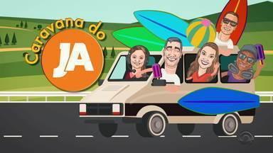 Caravana de Verão percorre o litoral gaúcho a partir desta segunda-feira - Assista ao vídeo.