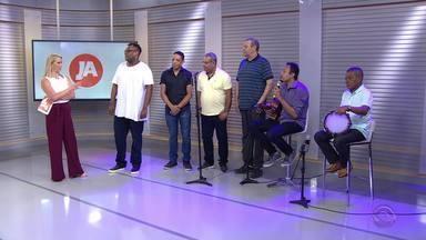 Depois de 12 anos, Grupo Senzala retorna e faz show para comemorar seus 40 anos - Apresentação acontece na quadra da Banda Saldanha neste domingo.