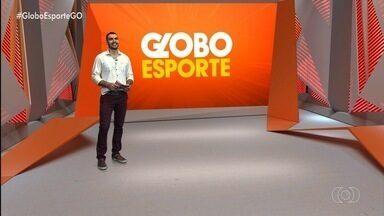 GloboEsporteGO - 11/01/2020 - Íntegra - Confira a íntegra do programa Globo Esporte GO - 11/01/2020.