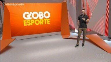 Globo Esporte GO - 13/01/2020 - Íntegra - Confira a íntegra do programa Globo Esporte GO - 13/01/2020