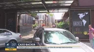 Polícia civil confirma contaminação em segundo lote da cerveja belorizontina - Além do lote 1348 linhas 1 e 2, amostras do lote 1354 linha 2 estavam contaminadas com dietilenoglicol.